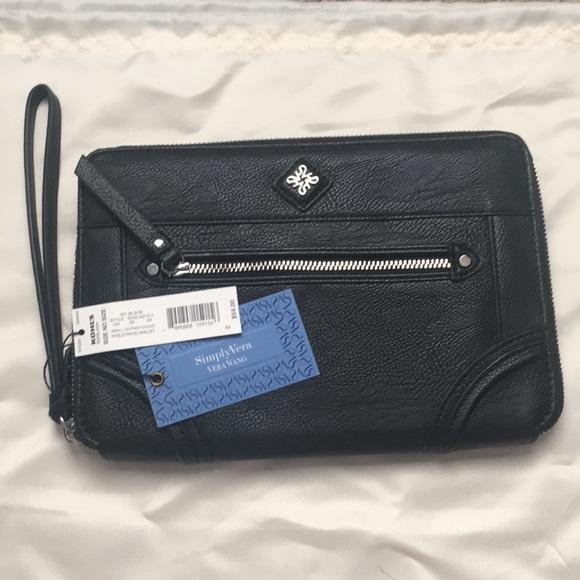 Simply Vera Vera Wang Handbags - Simply Vera wristlet